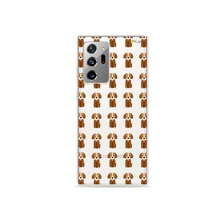 Capa (Transparente) para Galaxy Note 20 Ultra - Cocker