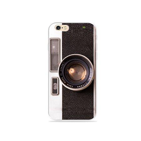 Capinha Câmera para iPhone 6 Plus/6s Plus