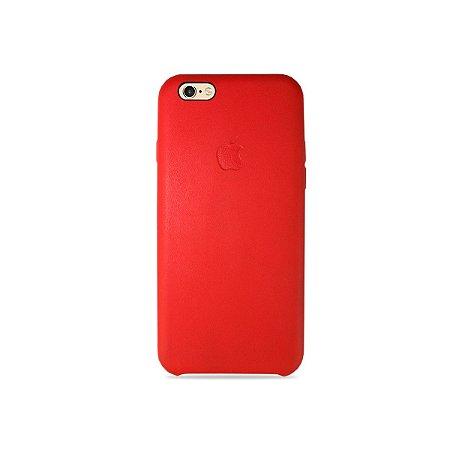 Capa Couro Red para iPhone 6 / 6s - 99Capas