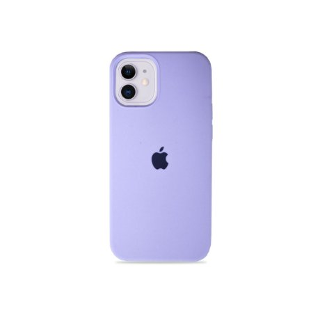 Silicone Case Lilás para iPhone 12 Mini - 99Capas