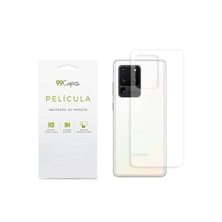 Skin (película traseira) para Galaxy S20 Ultra  - 99Capas