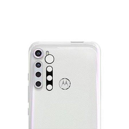 Película para lente de câmera para Moto One Fusion Plus - 99Capas