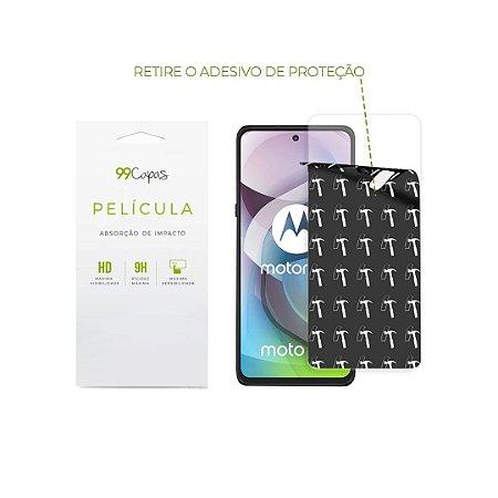 Película de Nano Vidro para Moto G 5G