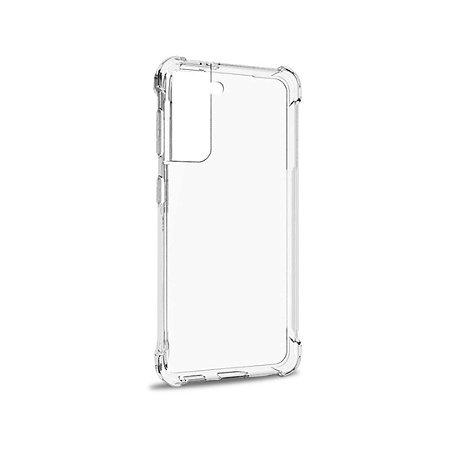 Capinha Transparente Anti-Shock para Galaxy S21 Ultra