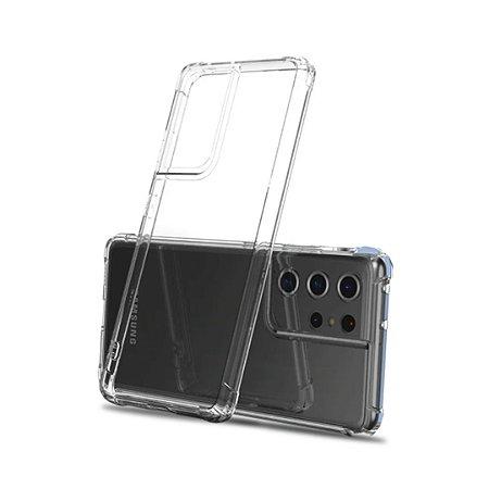 Capa Antishock transparente para Galaxy S21 Ultra
