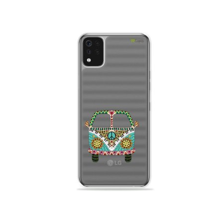 Capa (Transparente) para LG K52 - Kombi