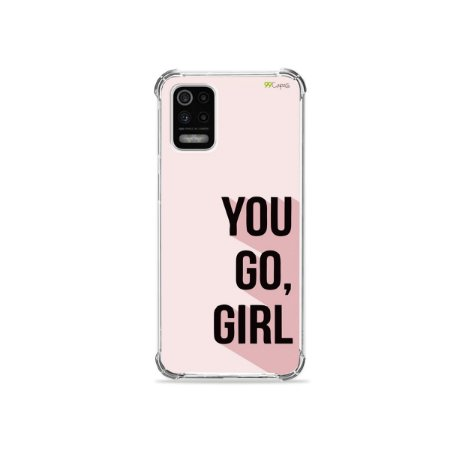 Capa para LG K62 - You Go, Girl