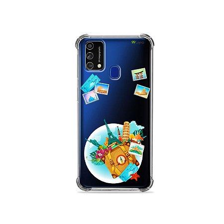 Capa (Transparente) para Galaxy M21s - Memórias