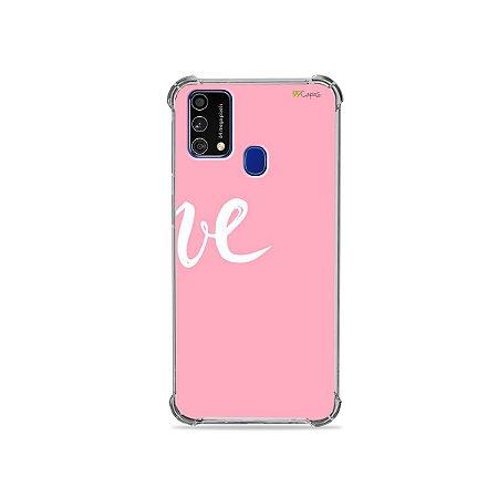 Capa para Galaxy M21s - Love 2