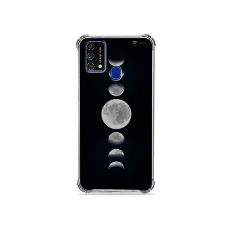 Capa para Galaxy M21s - Fases da Lua