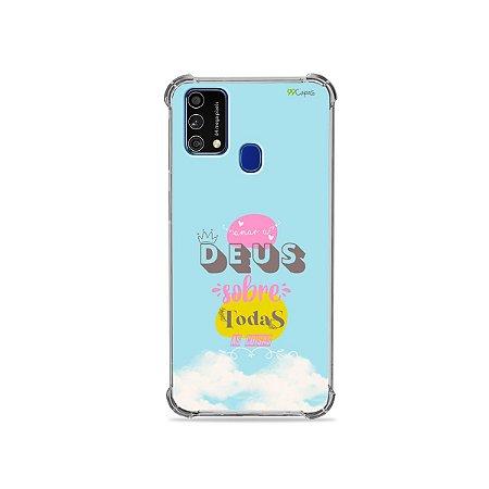 Capa para Galaxy M21s - Amar a Deus