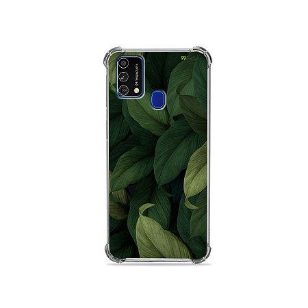 Capa para Galaxy M21s - Folhas