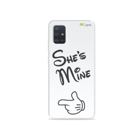 Capinha para Galaxy A51 - She's Mine