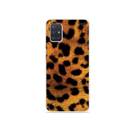 Capinha para Galaxy A51 - Onça