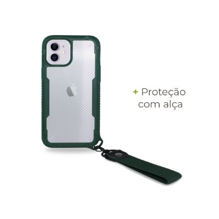 Capa Hold Verde para iPhone 11 - 99Capas