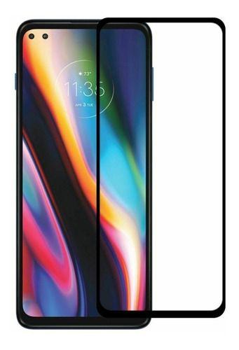 Película de Vidro 3D (borda preta) para Moto G 5G Plus - 99Capas