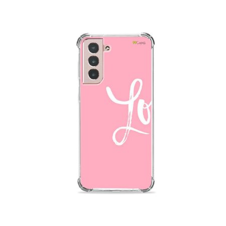 Capa para Galaxy S21 Plus - Love 1