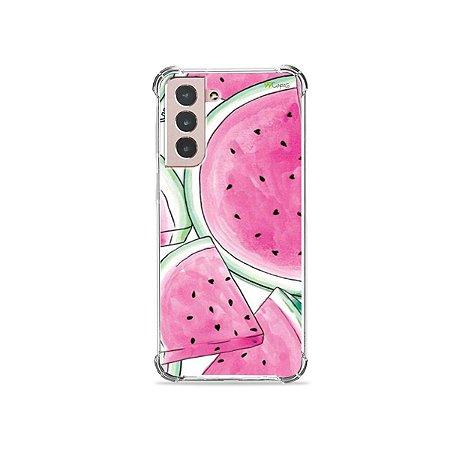 Capa para Galaxy S21 Plus - Watermelon