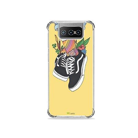 Capa para Zenfone 7 - Sneakers