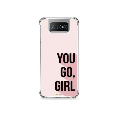 Capa para Zenfone 7 - You Go, Girl