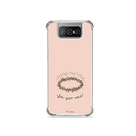 Capa para Zenfone 7 - Foi por você