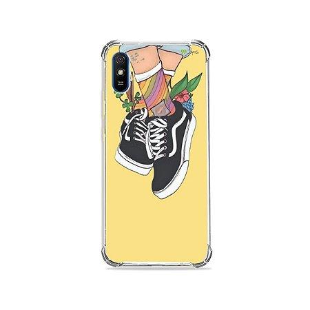 Capa para Redmi 9i - Sneakers