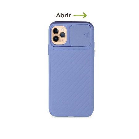 Case Up Lilás (com proteção de câmera) para iPhone 12 Pro