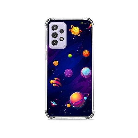 Capa para Galaxy A72 - Galáxia