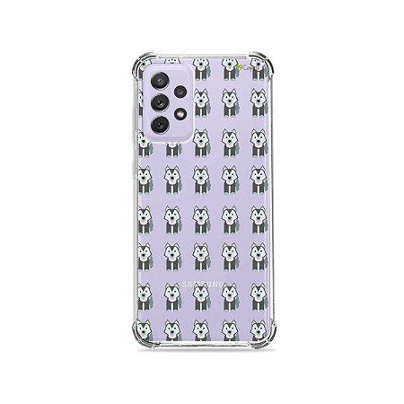 Capa (Transparente) para Galaxy A72 - Husky