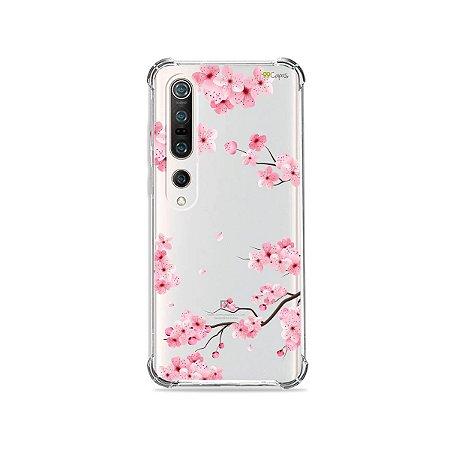 Capa (Transparente) para Xiaomi Mi 10 Pro - Cerejeiras