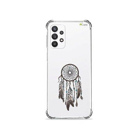Capa (Transparente) para Galaxy A32 4G - Filtro dos Sonhos