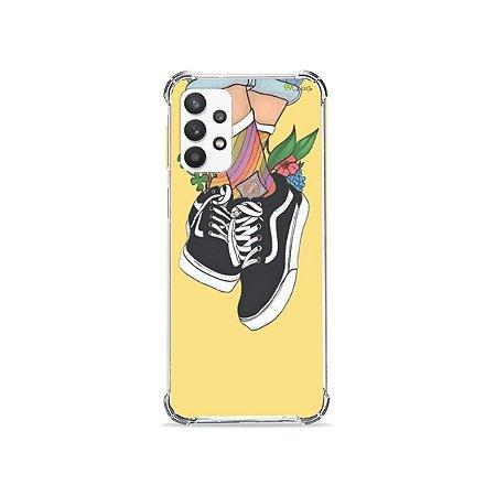 Capa para Galaxy A32 4G - Sneakers