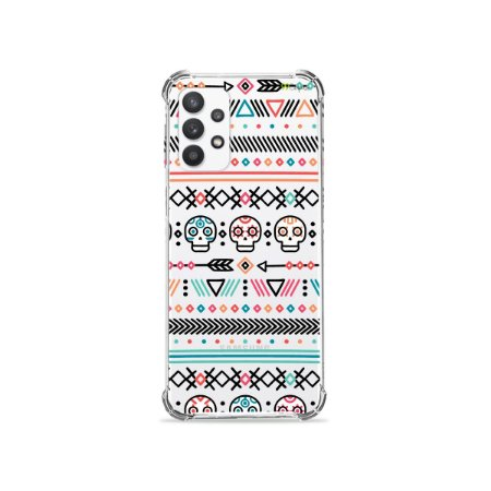 Capa (Transparente) para Galaxy A32 4G - Tribal