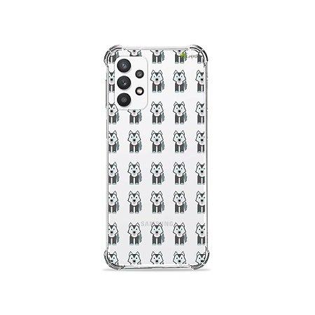 Capa (Transparente) para Galaxy A32 4G - Husky