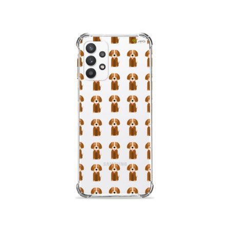 Capa (Transparente) para Galaxy A32 4G - Cocker