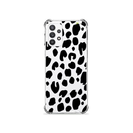 Capa (Transparente) para Galaxy A52 - Animal Print Basic