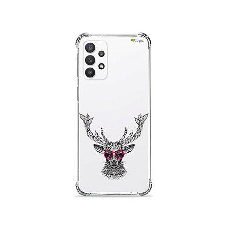 Capa (Transparente) para Galaxy A52 - Alce Hipter