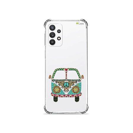 Capa (Transparente) para Galaxy A52 - Kombi