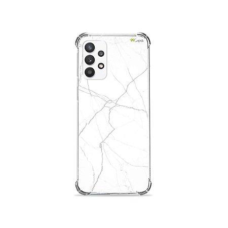 Capa para Galaxy A52 - Marble White