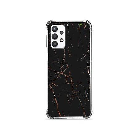 Capa para Galaxy A52 - Marble Black