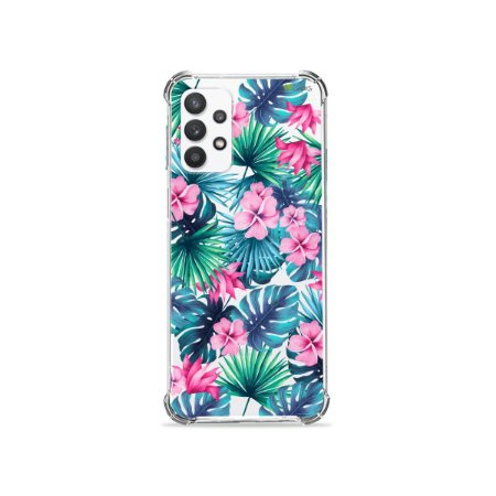 Capa (Transparente) para Galaxy A52 - Tropical