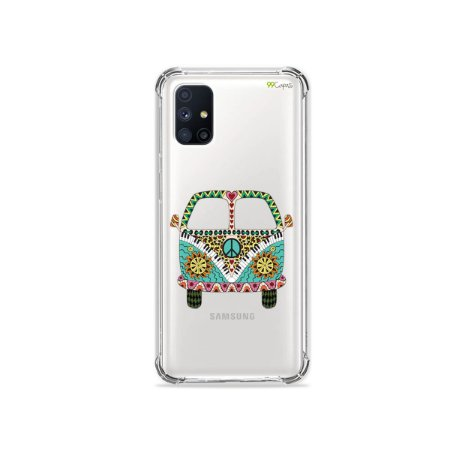Capa (Transparente) para Galaxy M51 - Kombi