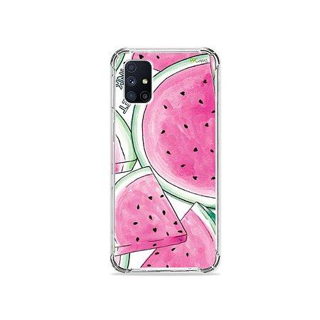 Capa para Galaxy M51 - Watermelon