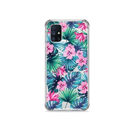 Capa para Galaxy M51 - Tropical