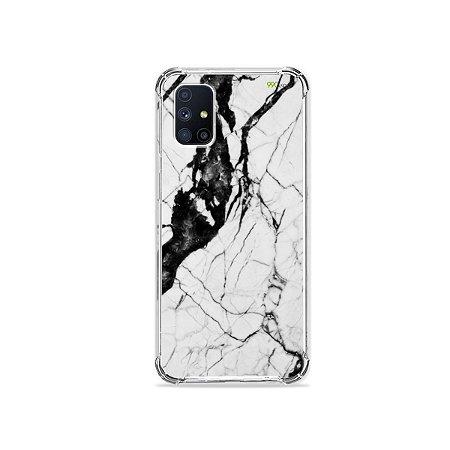 Capa para Galaxy M51 - Marmorizada