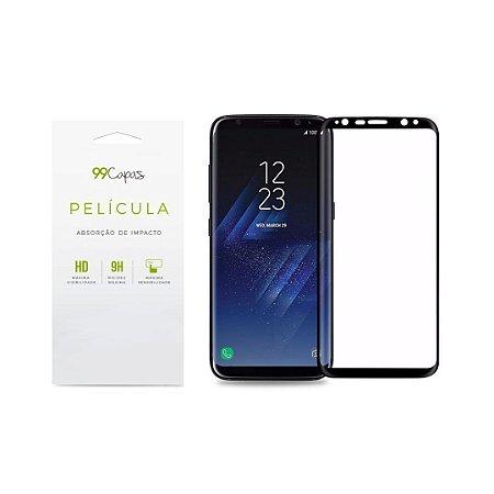 Película de Gel (com bordas) para Galaxy S8