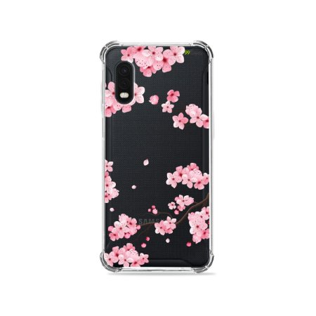 Capa (Transparente) para Galaxy XCover Pro - Cerejeiras