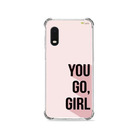 Capa para Galaxy XCover Pro - You Go, Girl