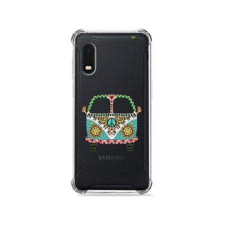 Capa (Transparente) para Galaxy XCover Pro - Kombi