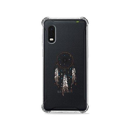 Capa (Transparente) para Galaxy XCover Pro - Filtro dos Sonhos